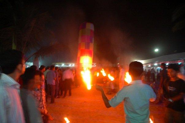 TOAB Beach Festival In Cox's Bazar 2008. N5446114
