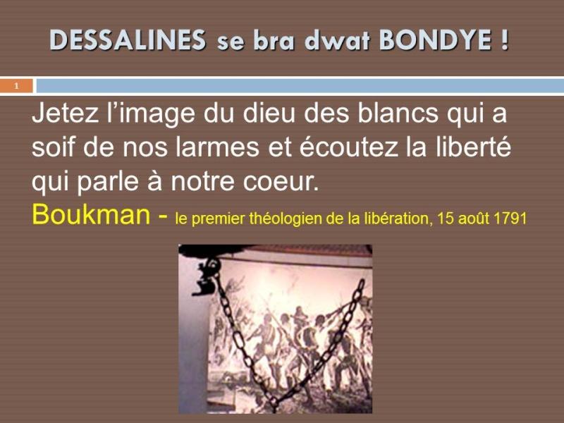 Boukmann premier théologien de la libération Slide110