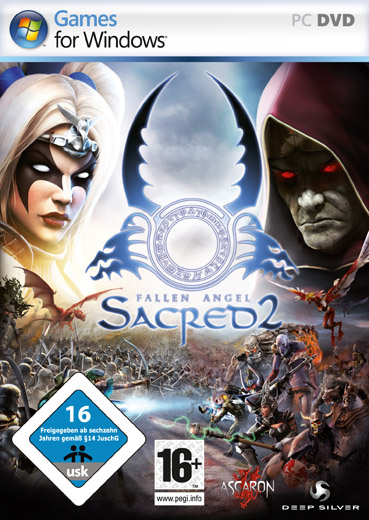 Sacred 2: Fallen Angel FULL İNDİR A10