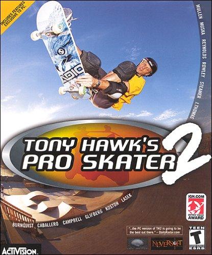 Tony Hawk Pro Skater 2 (Teklink Rapidshare) B0000410