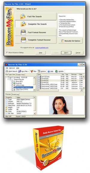 Recover My Files 3.98 Build 5956 [FuLL] - En Son Versiyon - TR'de İlk Recove10