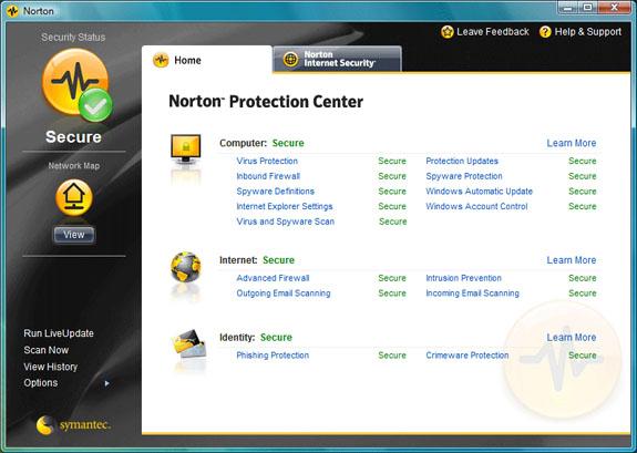Norton Internet Security 2008 Norton10