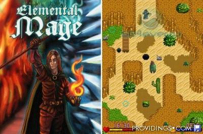 Elemental Mage - Mobile Java Games 2rrowm22