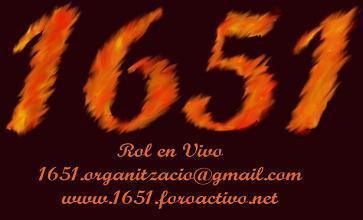 Foro gratis : Rol en vivo: 1651 - Portal 16512210