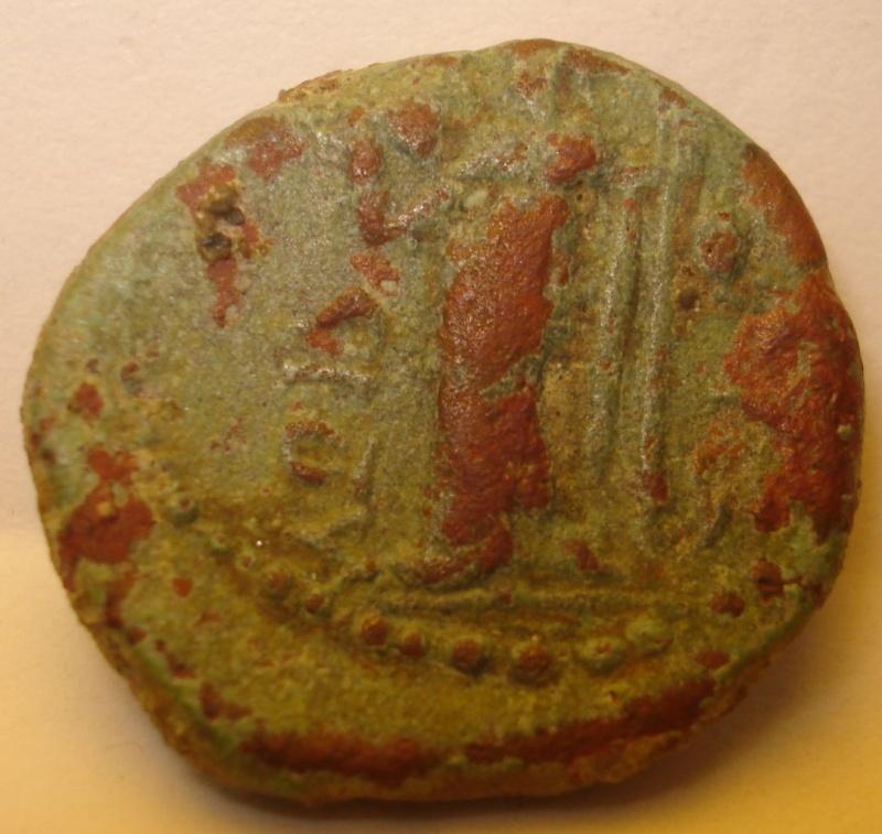 Moneda del tipo Neptuno - Victoria Dsc02312