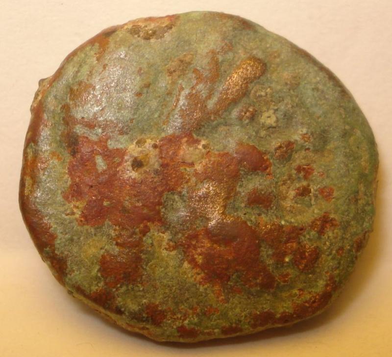 Moneda del tipo Neptuno - Victoria Dsc02313