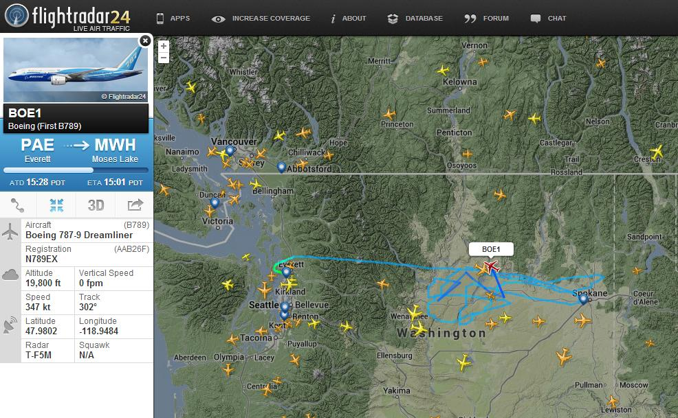 Boeing 787 Dreamliner 78911