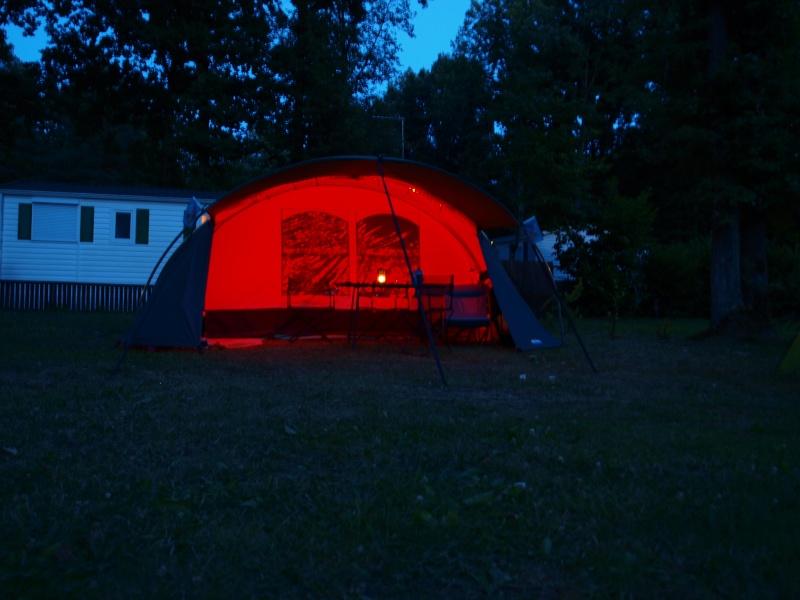 Eclairage intérieur tente - Ruban LED ? P8126310