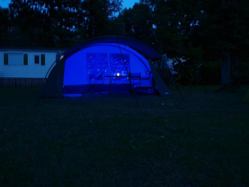 Eclairage intérieur tente - Ruban LED ? P8126311