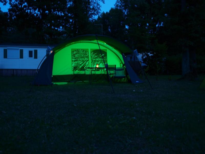 Eclairage intérieur tente - Ruban LED ? P8126312