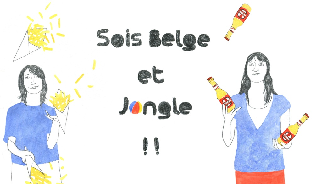 Sois Belge et Jongle