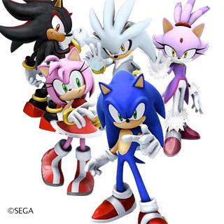 Sonic X!