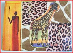 Tableaux Africain et Félin Afcira10