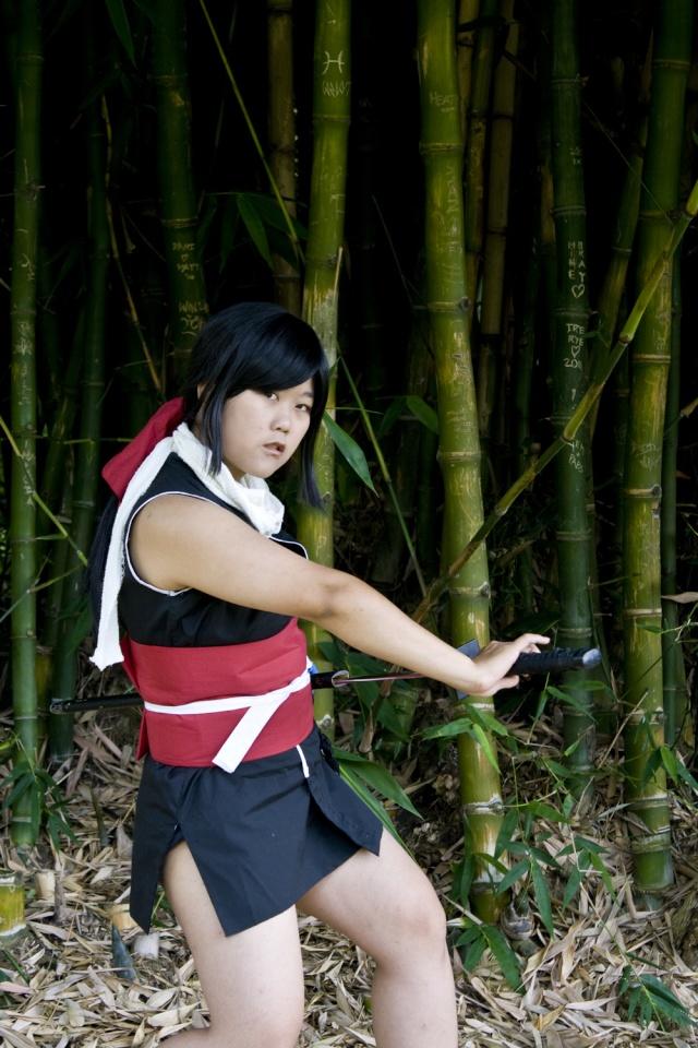Kunoichi. Here! [Sgt. Frog] Koyuki20