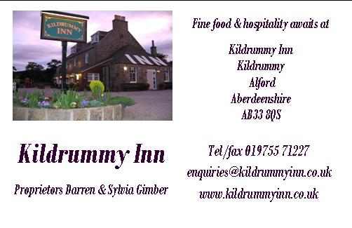 Kildrummy Inn at your service! When was the last time you paid a visit? Kildru10