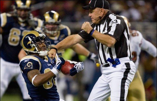 Worst officiating seen in any sport at any level? Kan329