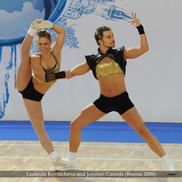 Jonatan Canada and Ludmila Kovatcheva! Ludmil10