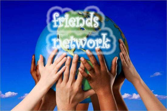 Friends Network