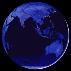 Un géocroiseur va frôler la Terre le 15 février La_ter10