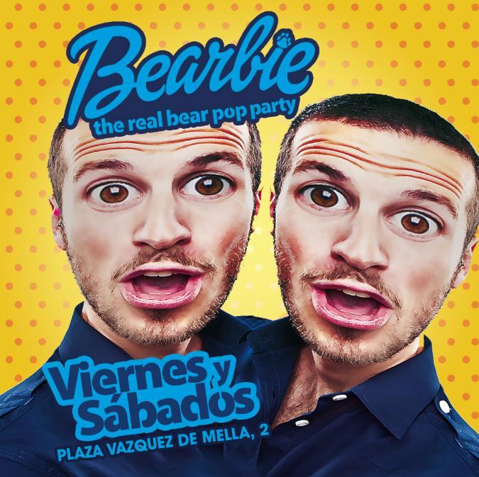 "Bearbie/The Real Bear Pop Party; ""Mr Bearbie"" (EVENTO) 28555510"