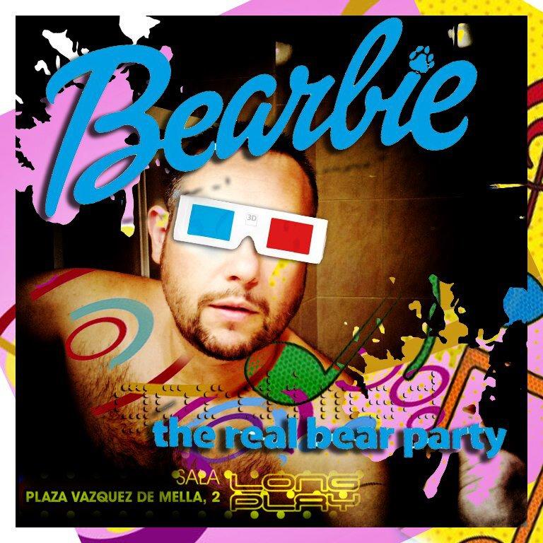 "Bearbie/The Real Bear Pop Party; ""Mr Bearbie"" (EVENTO) 29550710"