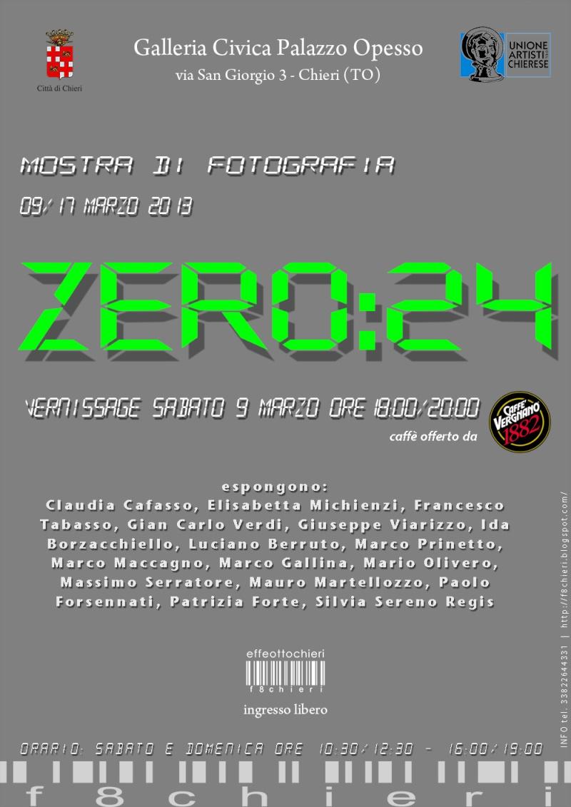 mostra zero:24 Invito10
