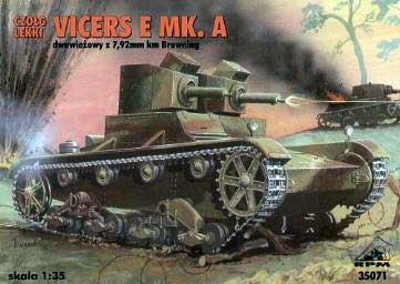 Vickers E MK A Rpm-3510