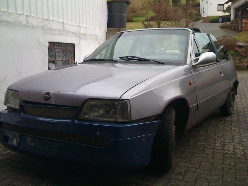 Mein Kadett e Cabrio  Bild_010