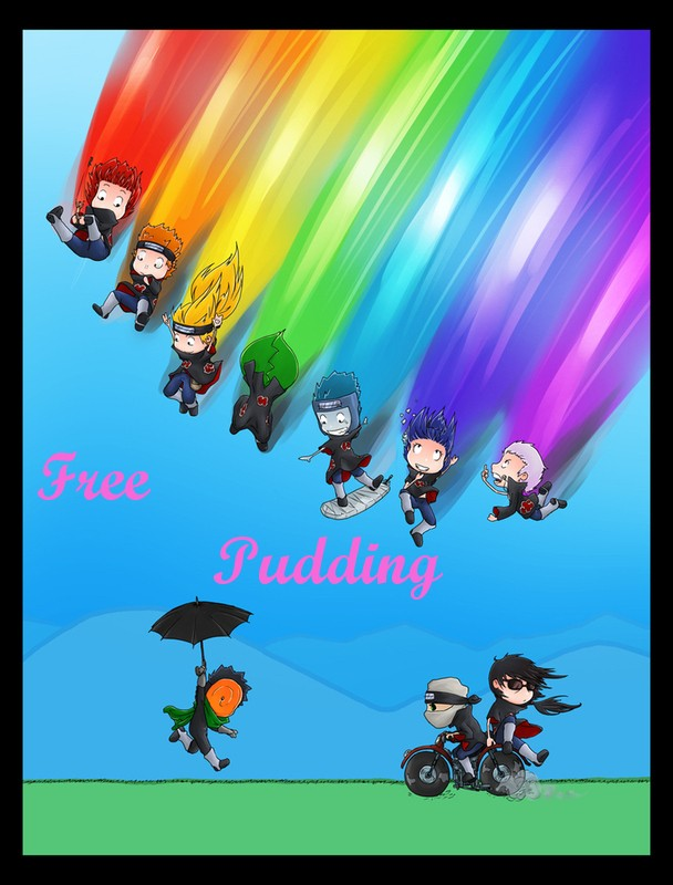 Free Pudding