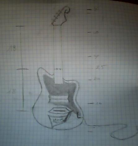 n°2 : fabrication d'un ukulélé éléctrique Ukulal12