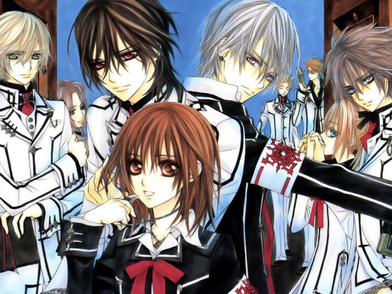 Latest Anime! Vampir10