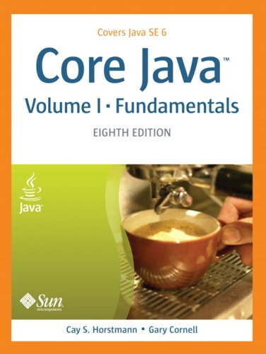Core Java(TM), Volume I Fundamentals (8th Edition) 41bnku10
