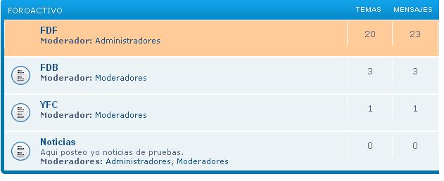Colorear las celdas de las categorías al haber nuevos mensajes Noveu_10