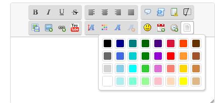 Editar Colores de la Paleta Básica Paleta10