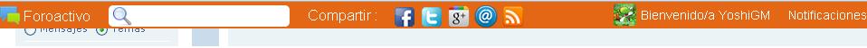 Avatar del usuario en la toolbar al lado de la bienvenida Toolb-10