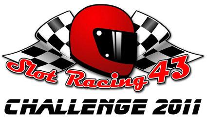 SLOT RACING 43 CHALLENGE 2011 Logo-c10