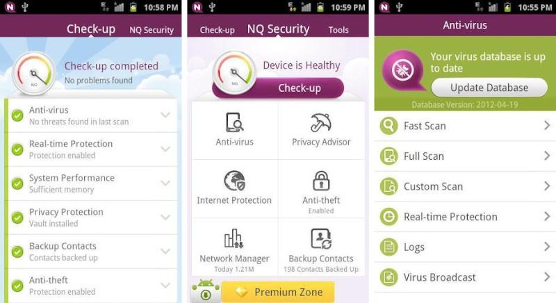 اقوي تطبيق للاندرويد للحماية من الفيروسات | حماية اندرويد من الفيروسات Best-a10