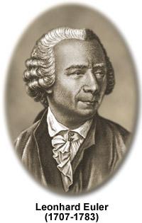 عالم الرياضيات ليونارد يولر Euler10