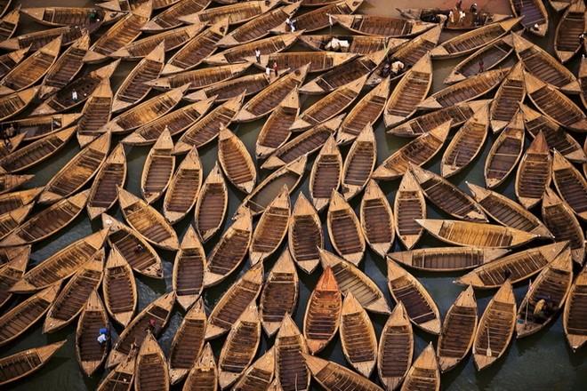 Nhiếp ảnh gia Yann Arthus-Bertrand Yannar14