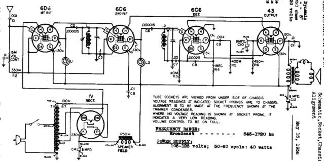 1937 Silvertone Radio Sears_10