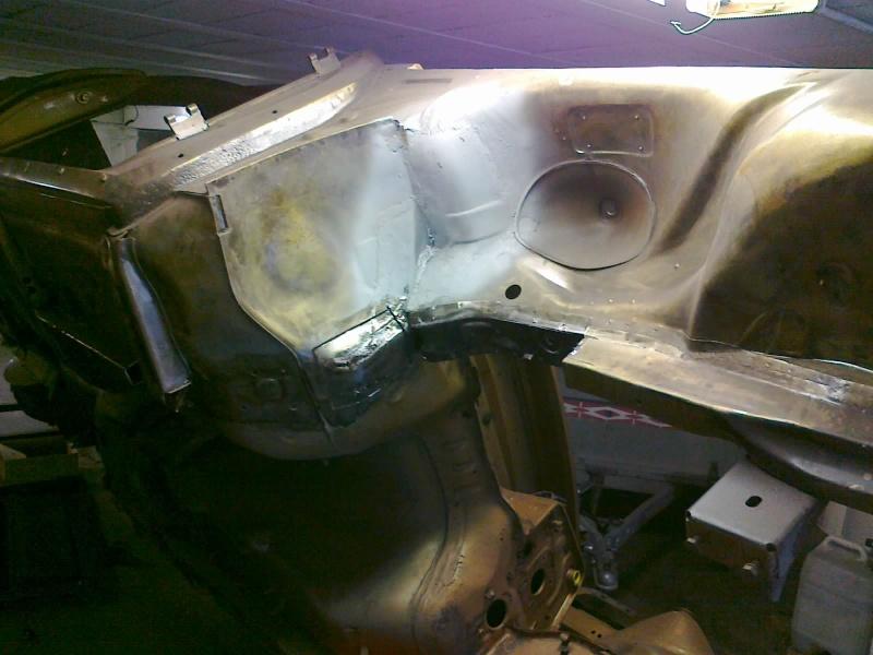 Autopsie et restauration de ma Manta B 1600 auto 07092010