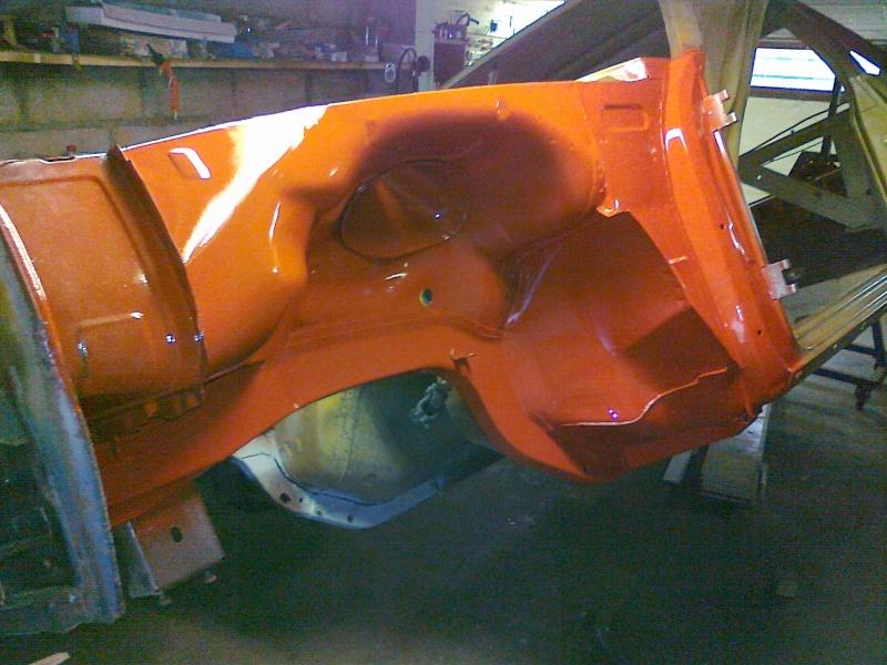 Autopsie et restauration de ma Manta B 1600 auto 08072011