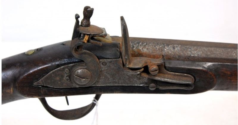 """Fusil """"genre 1717"""". Clicha11"""