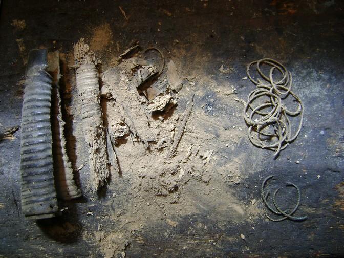 Restauration d'un sabre mle 1822 de cavalerie légère. Dsc08018
