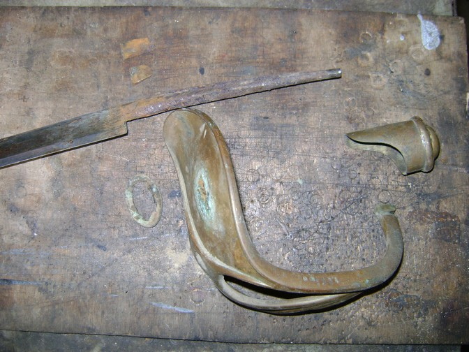 Restauration d'un sabre mle 1822 de cavalerie légère. Dsc08019