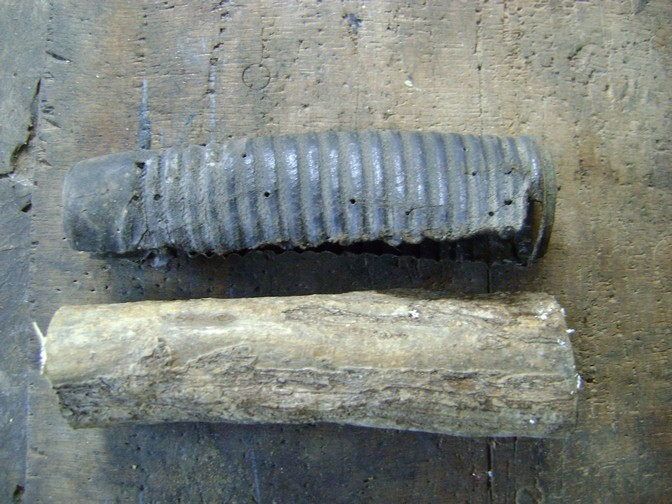 Restauration d'un sabre mle 1822 de cavalerie légère. Dsc08022