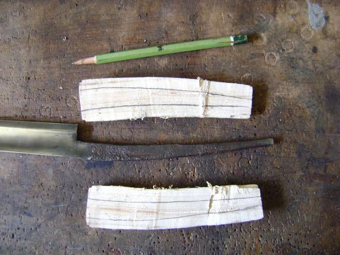 Restauration d'un sabre mle 1822 de cavalerie légère. Dsc08040