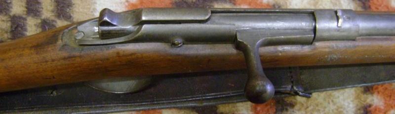 Les fusils GRAS scolaires. Dsc08211