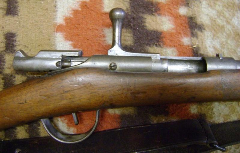 Les fusils GRAS scolaires. Dsc08212