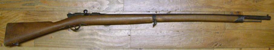 Les fusils GRAS scolaires. Dsc08216